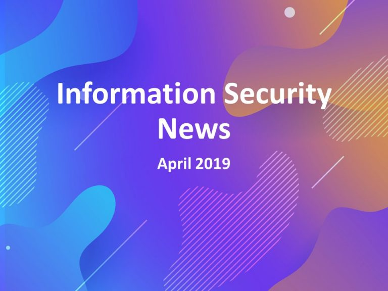 Evalian Information Security News